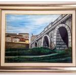 Ponte di Tiberio - Rimini - 1986